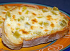 Chile Cheese Bread