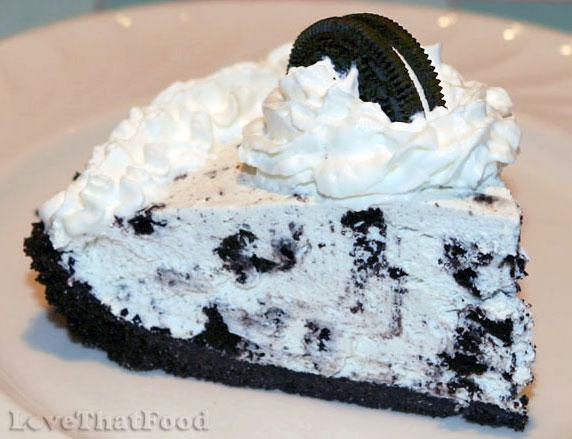 Chocolate Cream Pie With Oreo Crust Recipes