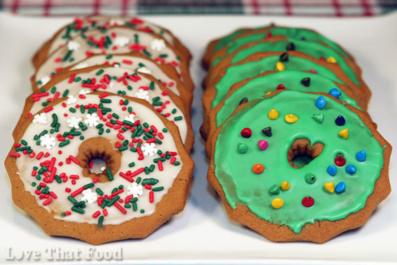 Ginger Cut-Out Cookies