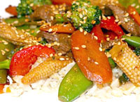 Korean Stir-Fry